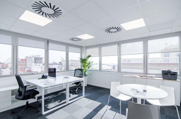 Oficina Privada en alquiler en el Centro de Negocios Mitre Workspace, en Barcelona