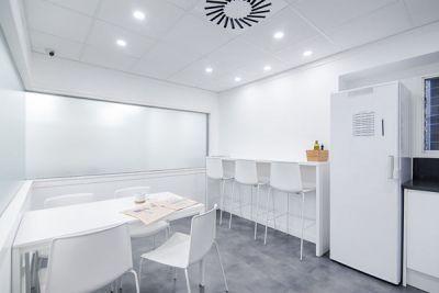 Alquiler de oficinas totalmente equipadas en Barcelona, Sarrià Sant Gervasi Centro de negocios