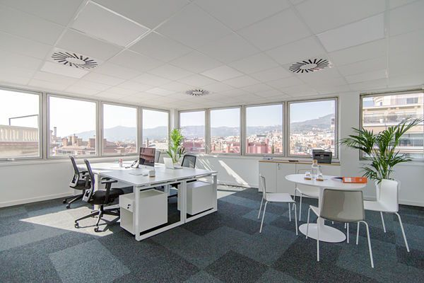 Mitre workspace business center centro de negocios en barcelona oficinas privadas en alquiler - Convenio oficinas y despachos barcelona 2017 ...