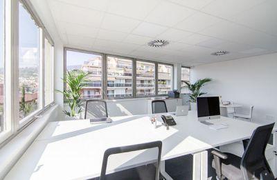 Alquiler de oficinas en Barcelona, Sarrià - Sant Gervasi