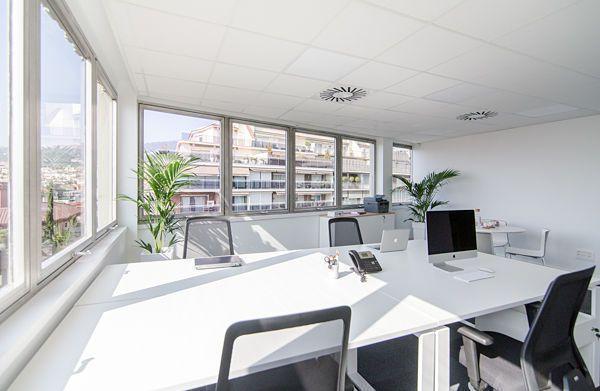 Foto despacho 10 oficinas y salas de reuniones en alquiler barcelona sarri sant gervasi - Convenio oficinas y despachos barcelona 2017 ...