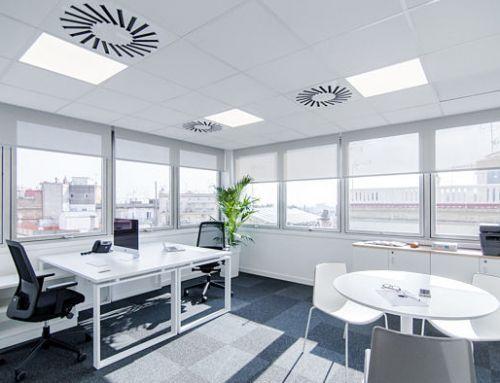 Despacho 11. Oficinas en alquiler Barcelona, Sarrià – Sant Gervasi. Centro de Negocios Mitre Workspace