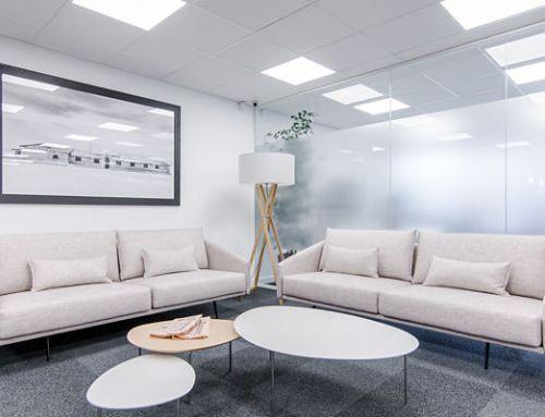 Zonas comunes 5. Oficinas en alquiler Barcelona, Sarrià – Sant Gervasi. Centro de Negocios Mitre Workspace