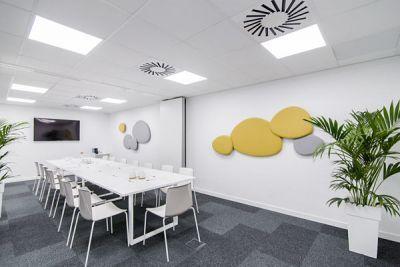 Alquiler de oficinas en Business Center en Barcelona, Sarrià Sant Gervasi. Alquiler de salas de reuniones.