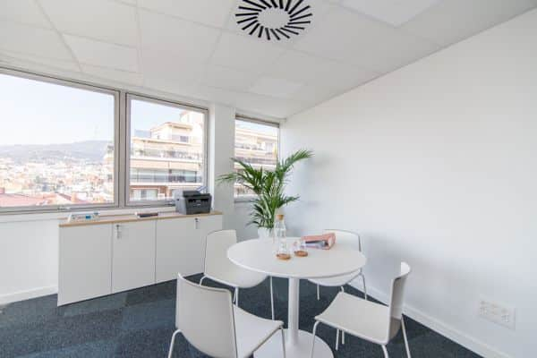 Foto despacho 8 centro de negocios barcelona mitre for Oficina virtual barcelona