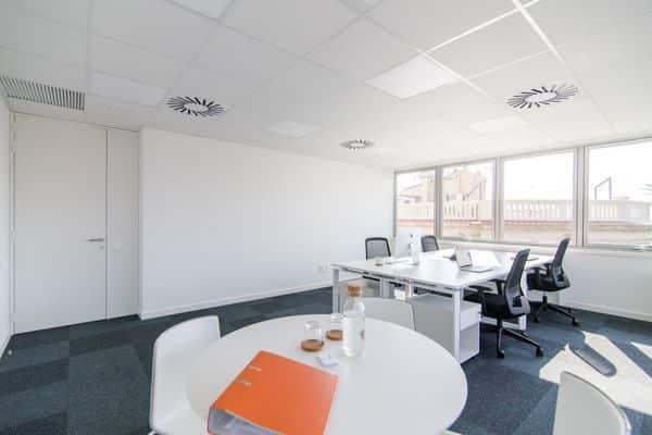 Foto despacho 2 centro de negocios barcelona mitre for Oficina virtual barcelona