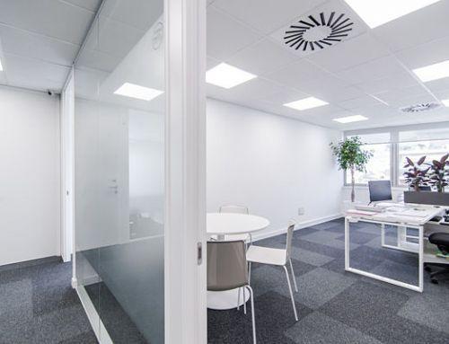 Foto despacho 9. Oficinas y salas de reuniones en alquiler Barcelona, Sarrià – Sant Gervasi. Centro de Negocios Mitre Workspace