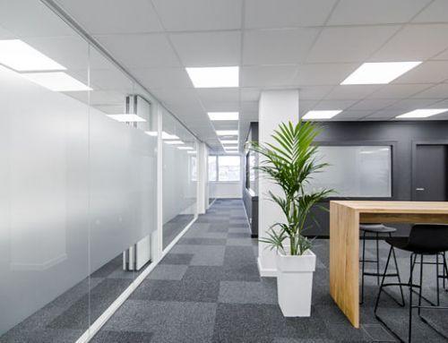 Zonas comunes 7. Oficinas en alquiler Barcelona, Sarrià – Sant Gervasi. Centro de Negocios Mitre Workspace