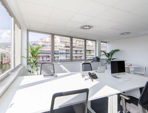 Foto despacho 10. Oficinas y salas de reuniones en alquiler Barcelona, Sarrià – Sant Gervasi. Centro de Negocios Mitre Workspace