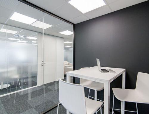 Salas de reuniones 9. Mitre Workspace, alquiler de oficinas en Barcelona, Sarriá-Sant Gervasi. Business Center / Centro de negocios
