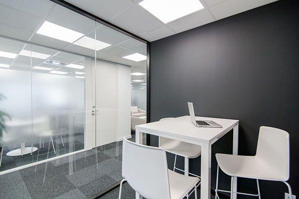 Alquiler de oficinas totalmente equipadas en Barcelona, Sarrià-Sant Gervasi