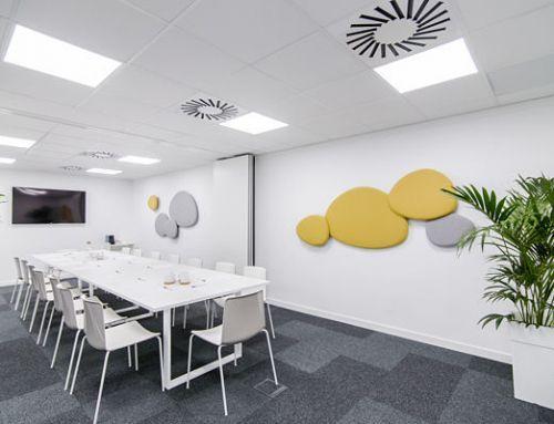Salas de reuniones 6. Oficinas y salas de reuniones en alquiler Barcelona, Sarrià – Sant Gervasi. Centro de Negocios Mitre Workspace
