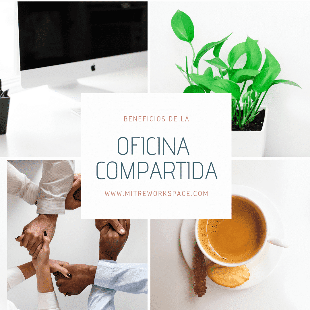 Beneficios de la oficina compartida