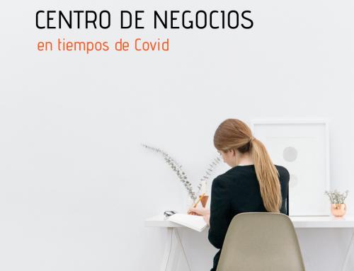 Centro de negocios en tiempos de Covid